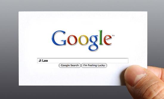 google-business-card
