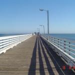 Hearst pier