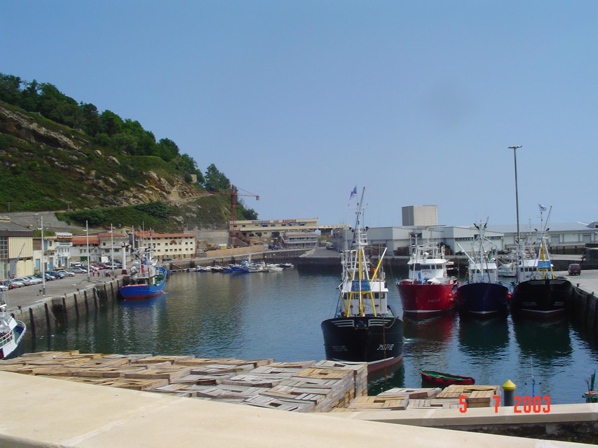 Port of Guetaria