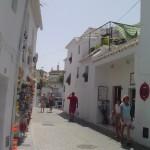 parte vieja de Marbella