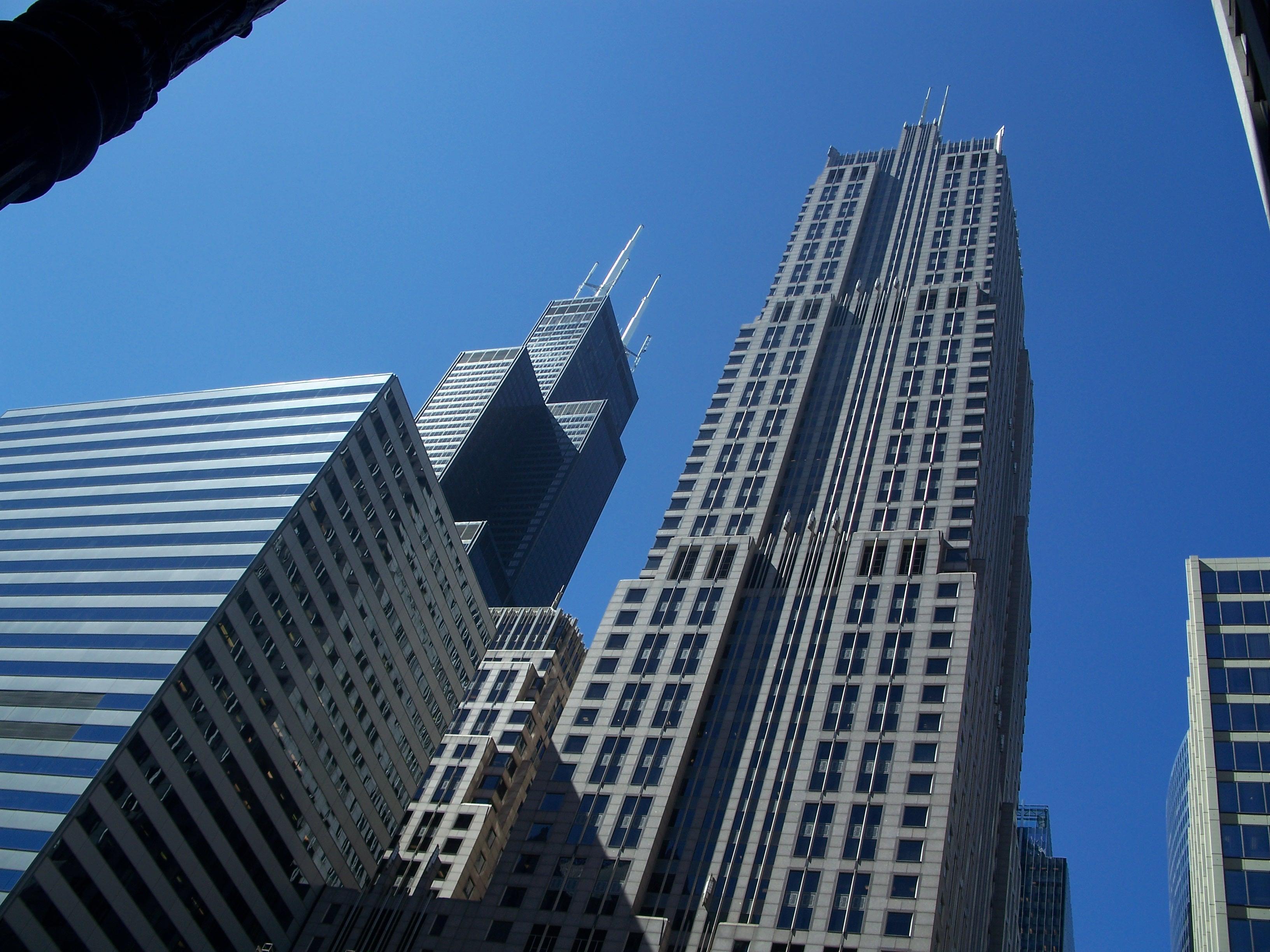 Chicago Skyline Sears Willis Tower